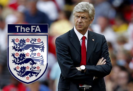 Arsene Wenger Dikabarkan Menjadi Kandidat Manajer Baru Tim Nasional Inggris