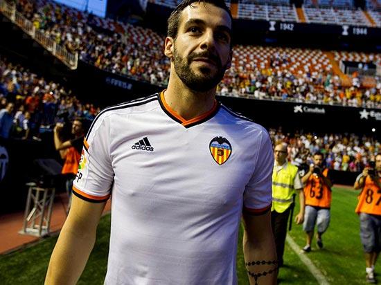 Alvaro Negredo Resmi Dipinjam Middlesbrough Selama 1 Musim Dari Valencia