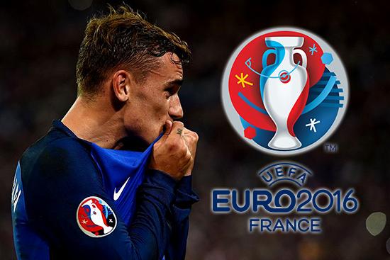 Antoine Griezmann Kecewa Meski Memenangkan Sepatu Emas EURO 2016