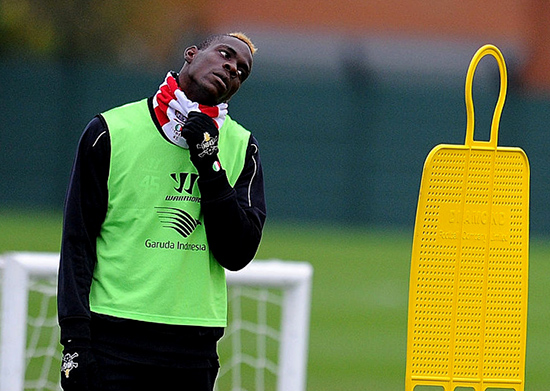 Mario Balotelli Akan Berlatih Bersama Liverpool Selama Belum Mendapat Klub