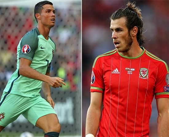 Portugal Dan Wales Akan Bertemu Di Semifinal EURO 2016